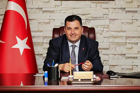 Kınık Belediye Başkanı Dr. Sadık Doğruer -1