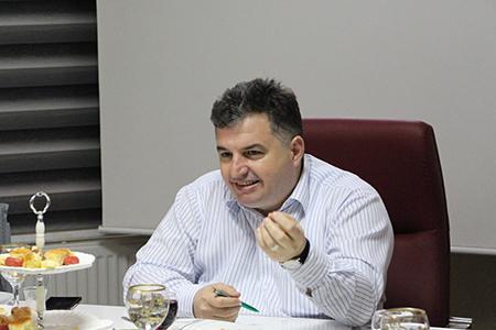 Kınık Belediye Başkanı Dr. Sadık Doğruer -2