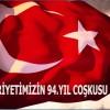 Cumhuriyetimizin 94. yıl Dönümünü Coşkuyla Kutladık